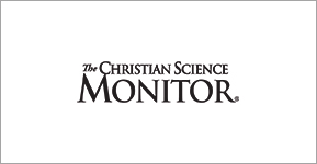 The Christian science monitor logo