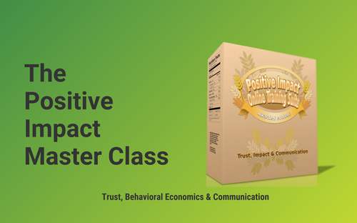 positive impact master class
