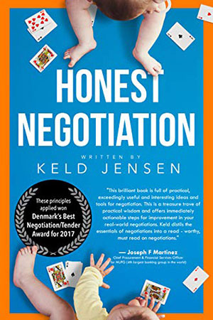 Honest-Negotiation-Book